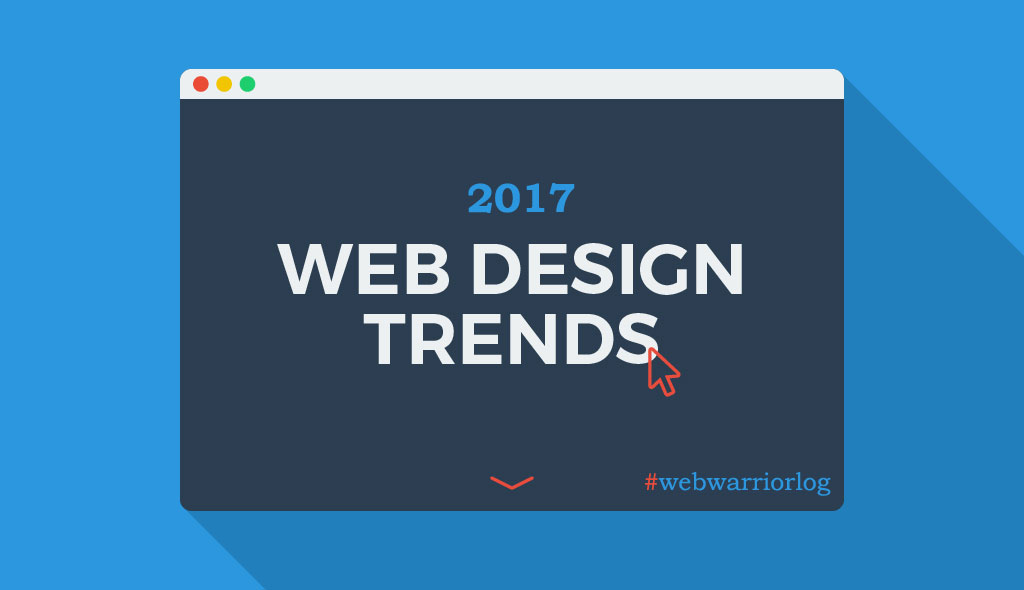 Most Essential Web Design Trends of2017